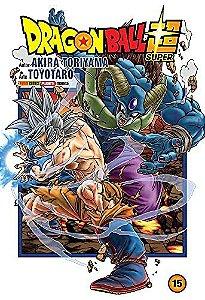 Dragon Ball Super - Volume 15 (Item novo e lacrado)