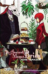 The Ancient Magus Bride - Volume 01 (Item novo e lacrado)