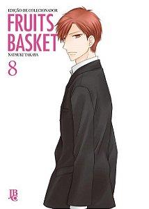 Fruits Basket - Edição de Colecionador - Volume 08 (Item novo e lacrado)