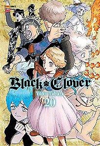 Black Clover - Volume 20 (Item novo e lacrado)