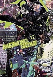 Bakemonogatari - Volume 12 (Item novo e lacrado)