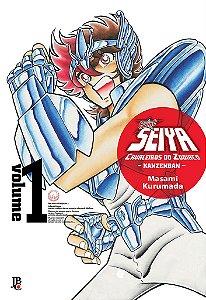 Cavaleiros do Zodíaco (Saint Seiya) Kanzenban - Volume 01  (Item novo e lacrado)