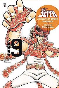 Cavaleiros do Zodíaco (Saint Seiya) Kanzenban - Volume 09  (Item novo e lacrado)
