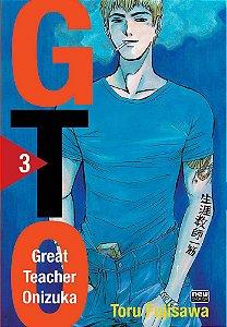 GTO (Great Teacher Onizuka) - Volume 03 (Item novo e lacrado)