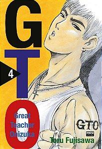 GTO (Great Teacher Onizuka) - Volume 04 (Item novo e lacrado)
