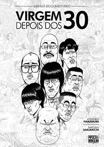 Mangá-Documentário: Virgem Depois dos 30  (Item novo e lacrado)