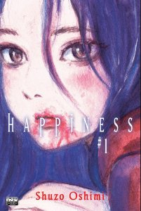 Happiness - Volume 01 (Item novo e lacrado)