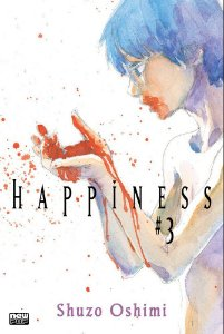 Happiness - Volume 03 (Item novo e lacrado)