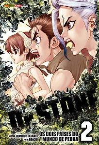 Dr. Stone - Volume 02 (Item novo e lacrado)