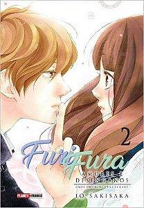 Furi Fura: Amores e Desenganos - Volume 02 (Item novo e lacrado)
