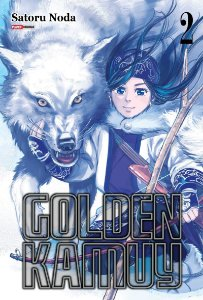 Golden Kamuy - Volume 2 (Item novo e lacrado)