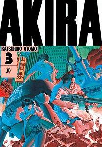 Akira - Volume 03 (Item novo e lacrado)