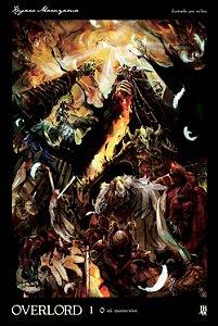 Overlord  Volume 1 - O Rei Morto-Vivo  (Item novo e lacrado)