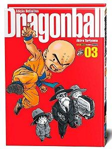 Dragon Ball - Volume 03 - Edição Definitiva (Capa Dura) [Item novo e lacrado]