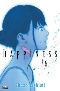 Happiness - Volume 6 (Item novo e lacrado)