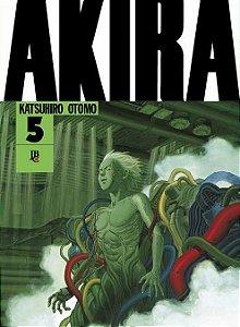 Akira - Volume 05 (Item novo e lacrado)