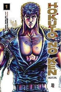 Hokuto no Ken - Volume 01 (Item novo e lacrado)