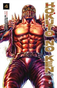 Hokuto no Ken - Volume 4  (Item novo e lacrado)