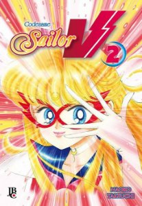 Codename: Sailor V - Volume 2 (Item novo e lacrado)