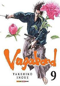 Vagabond - Volume 09 (Item novo e lacrado)