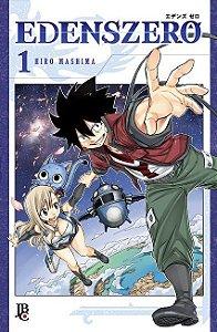 Edens Zero - Volume 01 (Item novo e lacrado)
