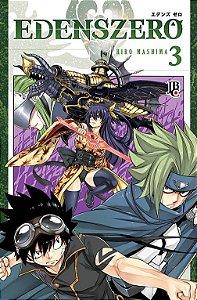 Edens Zero - Volume 03 (Item novo e lacrado)
