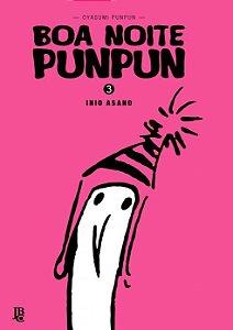 Boa Noite Punpun - Volume 3 (Item novo e lacrado)