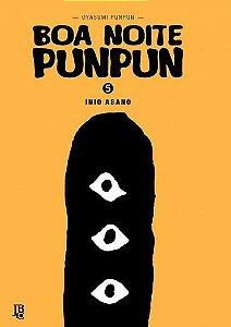 Boa Noite Punpun - Volume 5 (Item novo e lacrado)