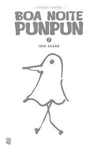 Boa Noite Punpun - Volume 7 (Item novo e lacrado)