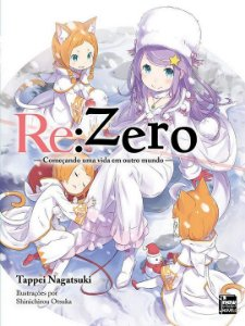 Re:Zero – Começando uma Vida em Outro Mundo - Livro 06 (Item novo e lacrado)
