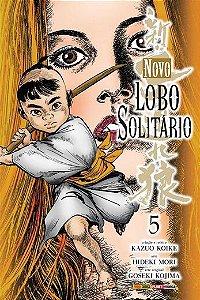 Novo Lobo Solitário - Volume 5 (Item novo e lacrado)