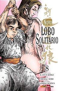 Novo Lobo Solitário - Volume 08 (Item novo e lacrado)