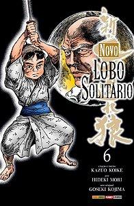 Novo Lobo Solitário - Volume 6 (Item novo e lacrado)