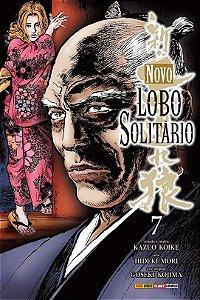 Novo Lobo Solitário - Volume 07 (Item novo e lacrado)
