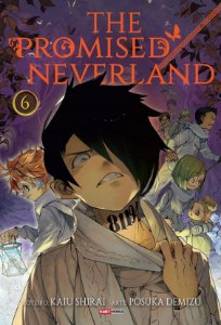 The Promised Neverland - Volume 6 (Item novo e lacrado)