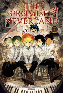 The Promised Neverland - Volume 7 (Item novo e lacrado)