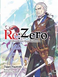 Re:Zero – Começando uma Vida em Outro Mundo - Livro 07 (Item novo e lacrado)