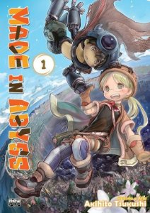Made In Abyss - Volume 01 (Item novo e lacrado)