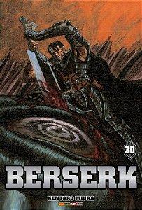 Berserk (Edição de Luxo) - Volume 30 (Item novo e lacrado)
