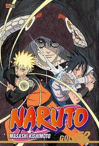 Naruto Gold - Volume 52 (Item novo e lacrado)
