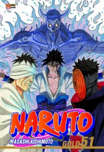 Naruto Gold - Volume 51 (Item novo e lacrado)