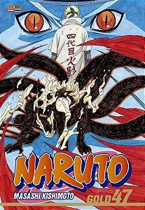 Naruto Gold - Volume 47 (Item novo e lacrado)