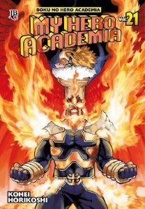 My Hero Academia - Volume 21 (Item novo e lacrado)