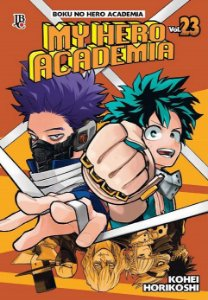My Hero Academia - Volume 23 (Item novo e lacrado)