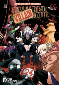 My Hero Academia - Volume 24 (Item novo e lacrado)