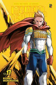 My Hero Academia - Volume 17 (Item novo e lacrado)