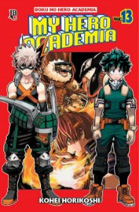 My Hero Academia - Volume 13 (Item novo e lacrado)