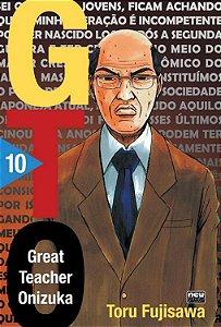GTO (Great Teacher Onizuka) - Volume 10 (Item novo e lacrado)