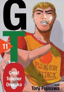 GTO (Great Teacher Onizuka) - Volume 11 (Item novo e lacrado)