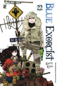 Blue Exorcist - Volume 22 (Item novo e lacrado)